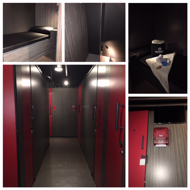 Gay Sauna Private Room